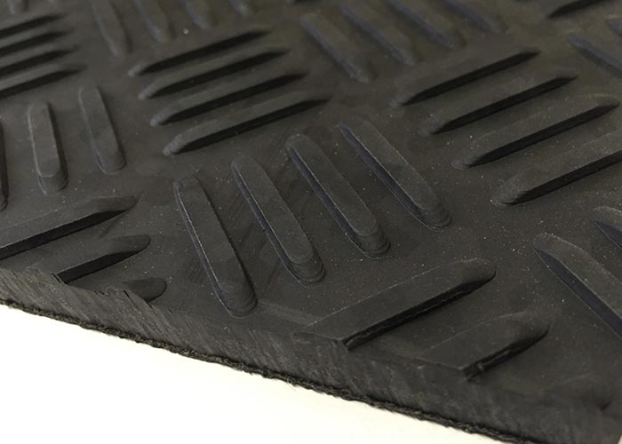 Acid protection mats
